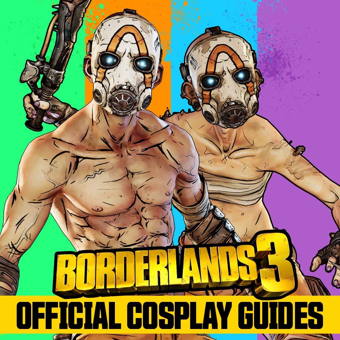 Borderlands 3 on Twitter: