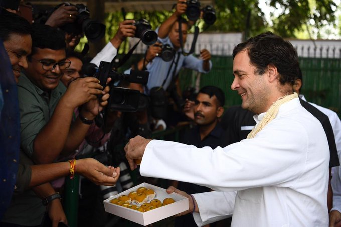 Love you Rahul Gandhi ji Happy birthday to you