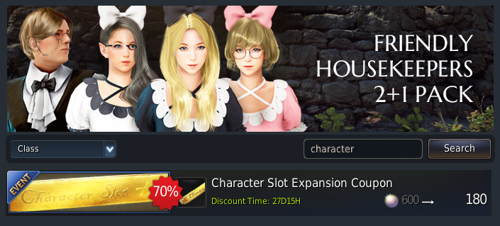 Free Character Slot For Shai