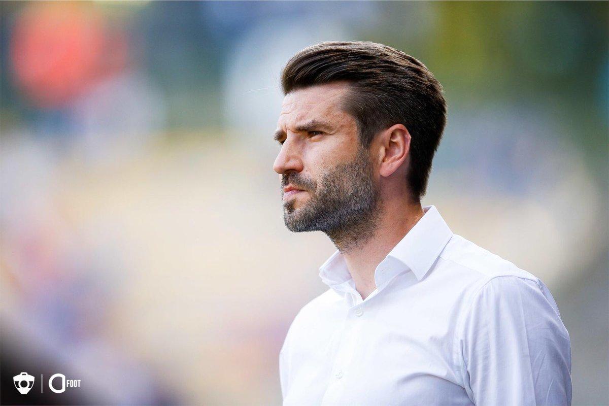 OFFICIEL ! Luka Elsner devient le nouvel entraîneur de l'Amiens SC pour deux saisons avec une en option.