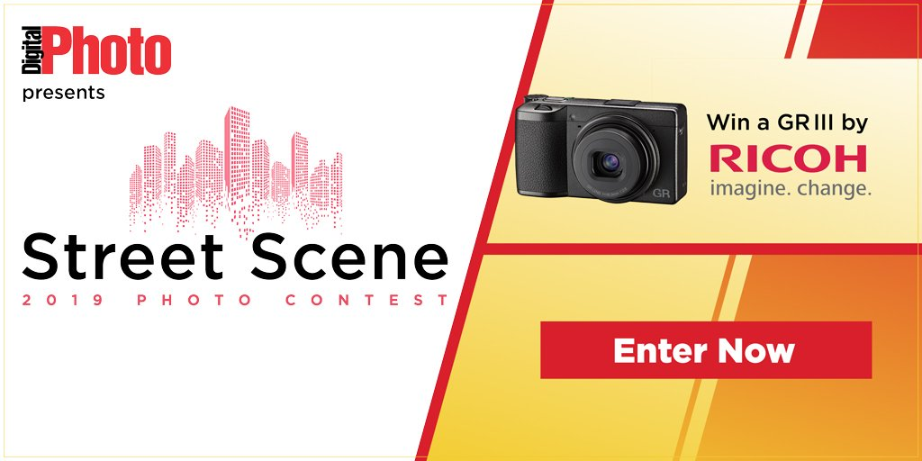 ✨ Enter the 2019 Street Scene Photo Contest (for free!) and be in the running to win a Ricoh GR III Camera. We can't wait to see your photos:   http://bit.ly/2Y5Oaa6  #Photography #PhotoContest #Contest #Photographer #Photo #Candid #Moment #People #Portrait #Light #Capture