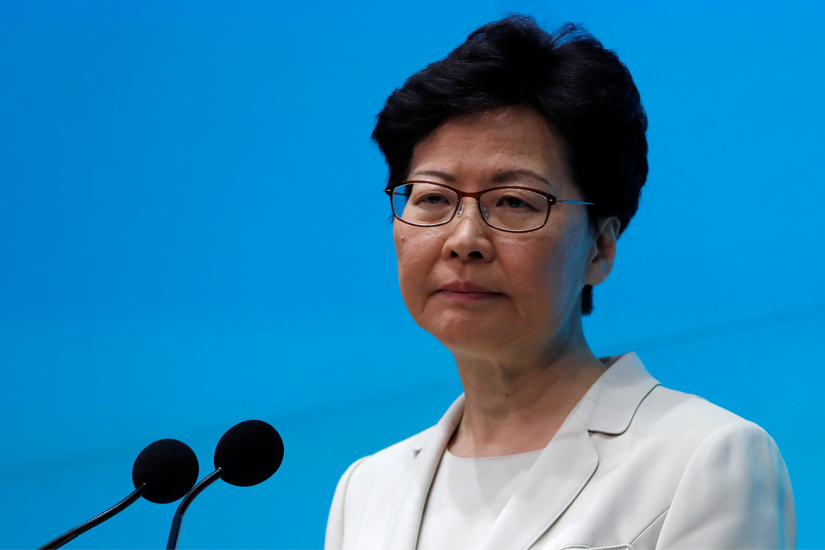 Cardinal John Tong Hon, apostolic administrator of the Diocese of Hong Kong, called on chief executive Carrie Lam to withdraw a controversial extradition bill.  #HongKongProtests #HongKongExtraditionLae  http://ow.ly/VujG50uIgkG