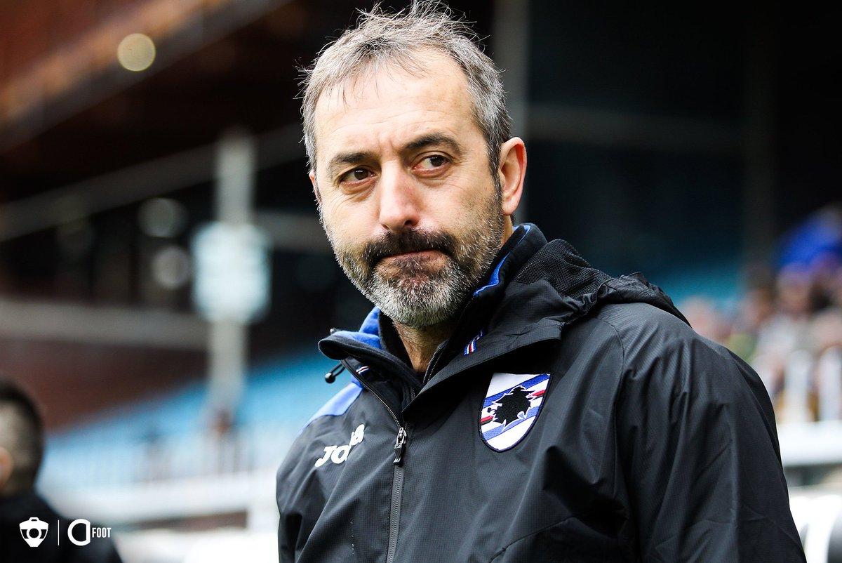 OFFICIEL ! Marco Giampaolo est le nouvel entraîneur de lAC Milan !
