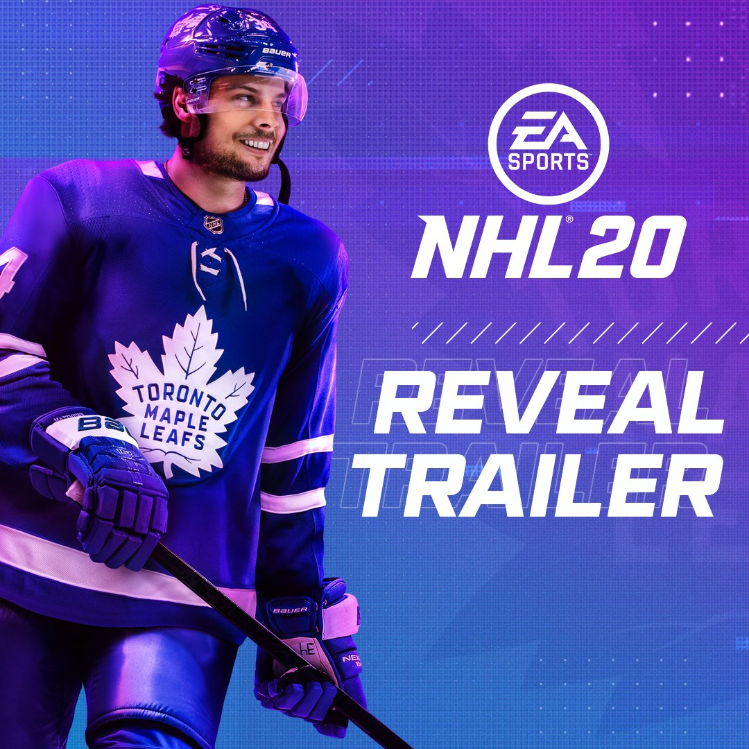 Unlock your CHEL in #NHL20. Available worldwide September 13 👉 x.ea.com/58536