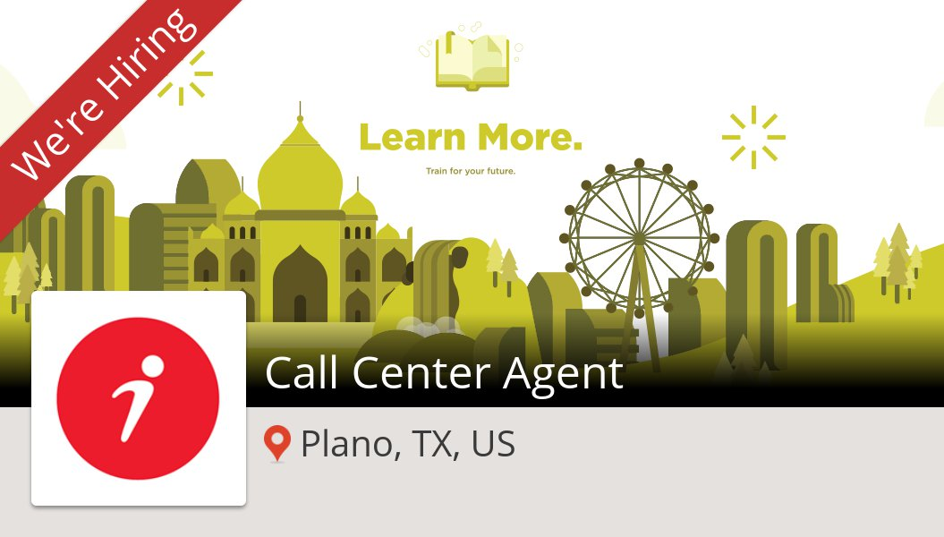 Are you a #Call Center #Agent in #Plano? #IQOR is waiting for you! #job https://workfor.us/iqor/26jr