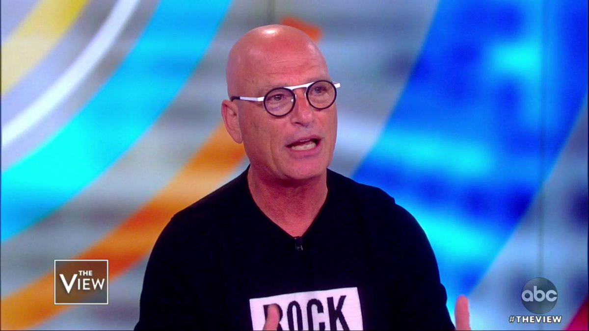 Mental health is a battle. Howie Mandel discusses with the co-hosts the importance of therapy and how its helped him. abcn.ws/2RiH3wd