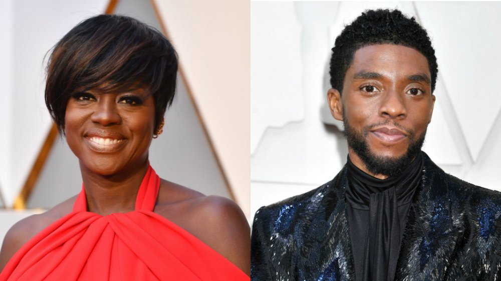 """We're thrilled to announce Ma Rainey's Black Bottom, starring Viola Davis & Chadwick Boseman, begins filming next month! The Denzel Washington-produced, George C. Wolfe-directed adaptation of August Wilson's award-winning play follows the woman dubbed the """"Mother of the Blues."""" <br>http://pic.twitter.com/LXjB7IiY0Y"""
