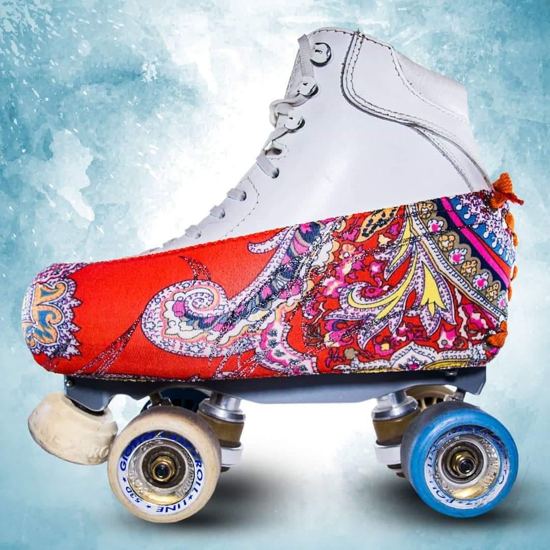 Mirá lo que es nuestro modelo de #cover #gypsy  Viene en otros 2 colores que le dan mucha onda a tus patines!  Mira mas en http://www.coverpatin.com.ar    #coverpatin #covergirl #patinesenlinea #figureskating #worldstar #ice #rollercoaster  #deportes#worldskate #patinar