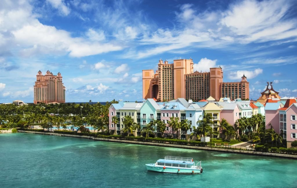 The Sun Was High, The Sky Was Blue, We Snorkeled In The Crystalline Waters. A Picture-Perfect Postcard  http://ow.ly/ne5K50uCyqT #Travel #Vacation #Tropical #Bahamas