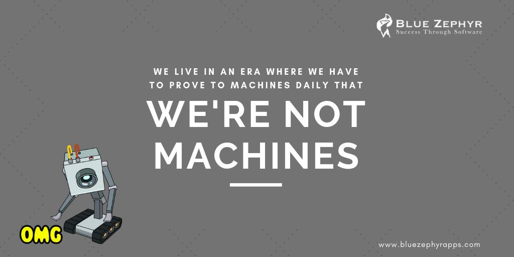 test Twitter Media - We live in an era where we have to prove to machines daily that we're not machines. Scary stuff! #ArtificialIntelligence #WednesdayWisdom #wednesdaythoughts #sciencefiction https://t.co/uUhIEgpBi3