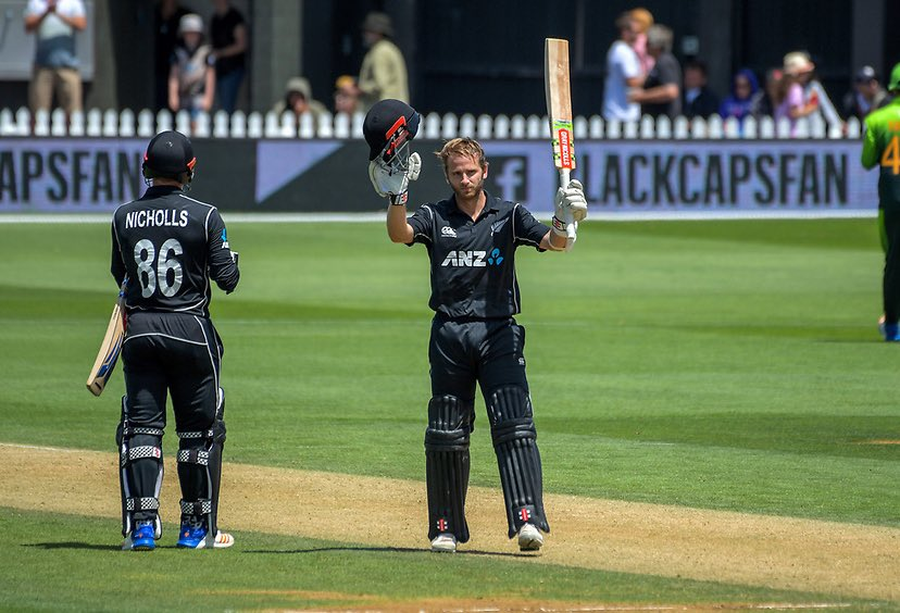 Well done to Kane Williamson & the @BLACKCAPS on beating South Africa this morning at the @cricketworldcup 📸 Dave Lintott #BackTheBlackCaps