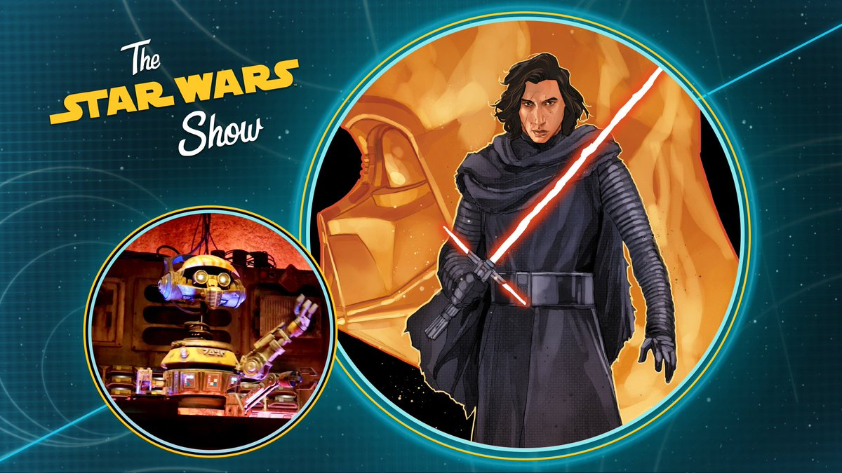 This week on The #StarWarsShow: a Marvel #StarWars comics news round-up, and all the details on #StarWarsCelebration tickets, on-sale this Friday. Plus, Disney Imagineers tell us what it took to bring the land to life at #StarWars: #GalaxysEdge! Presented by GEICO.