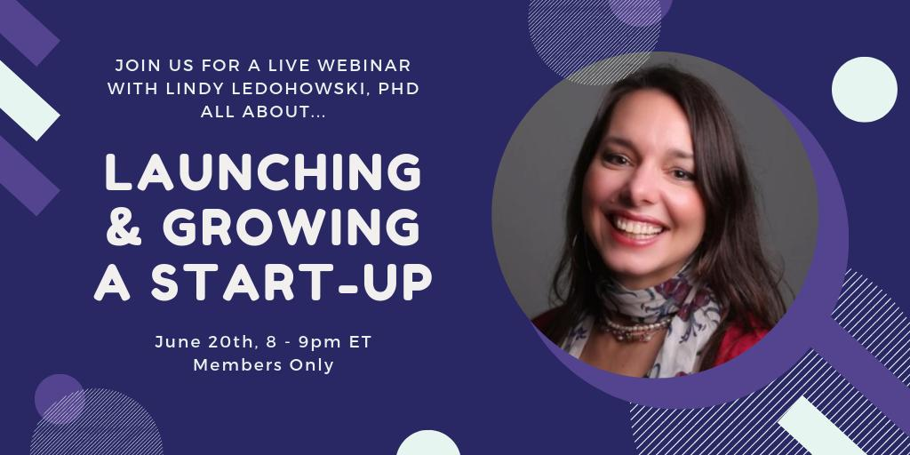 What can life after #academia look like? #Entrepreneurship? #Business? Intimidating? Well then our CEO @DoctorLindy share how she took the leap! @BeyondProf  On June 20th at https://hubs.ly/H0jkgK20  #EssayJack #PhDtoCEO #edtech #ladyboss #ForStudentsByProfessors #startuplife