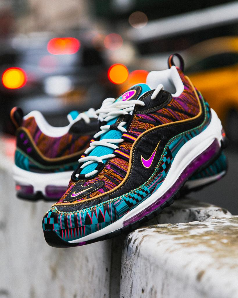 Foot Locker On Twitter Still Celebrating Nike Air Max 98 Bhm