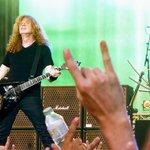 Image for the Tweet beginning: Metal Celebrities React to Dave