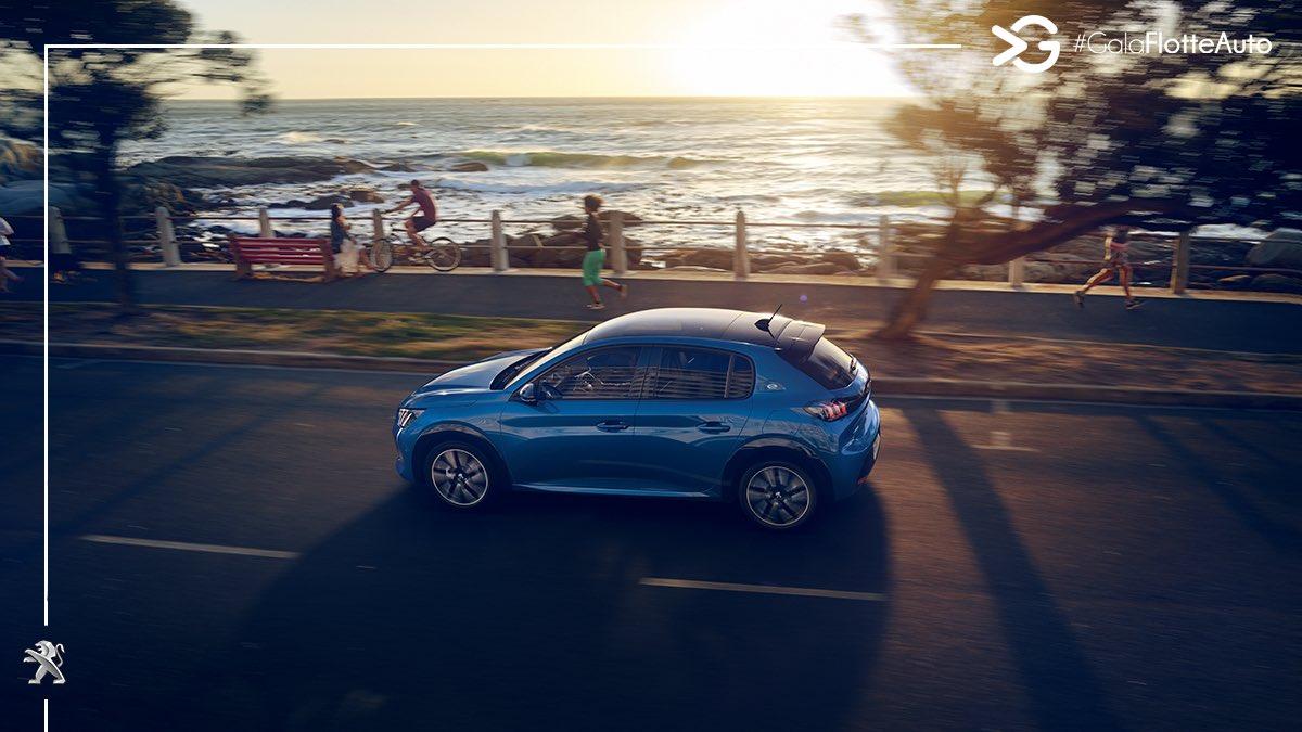 La transition énergétique est une réelle opportunité pour #Peugeot. La #Peugeot208 est proposée dès son lancement avec trois énergies possibles : électrique, essence ou diesel. Le choix de la silhouette ne dicte pas l'usage! #UnboringTheFuture #FullElectric #GalaFlotteAuto