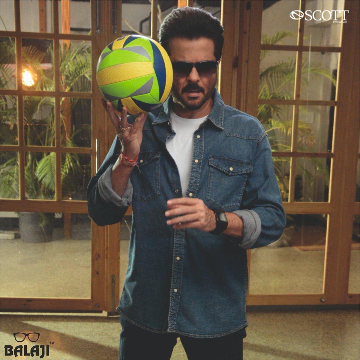 Get sporty with Anil S Kapoor 's jaunty #ScottEyewearXAKSK sunglass looks!  @scotteyewear #ScottSunnies #ISeeYou #Spotted #Scotted #SpotTheScott #BondOverScott #ScottTheSun #AnilKapoor #SonamKapoor #scotteyewear #BalajiOpticalCo. @Balajiopticalco