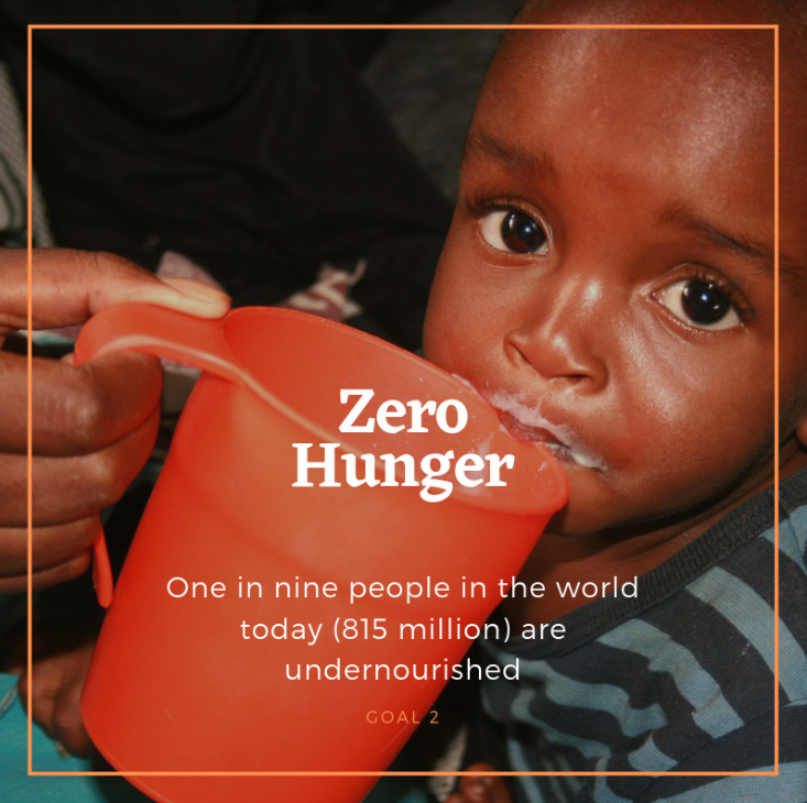 Mother Teresa « If you can't feed a hundred people, feed just one. »  Soon, you will able to join a community where every contribution will matter to reach the Second Sustainable Development Goal : ConnectAID. #GlobalGoals #SustainableDevelopment #ZeroHunger