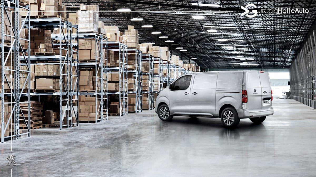 Plus de modularité pour plus de productivité. #PeugeotExpert #GalaFlotteAuto