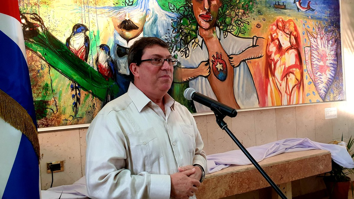 Resistencia contra el bloqueo: sentir del pueblo cubano desde el arte