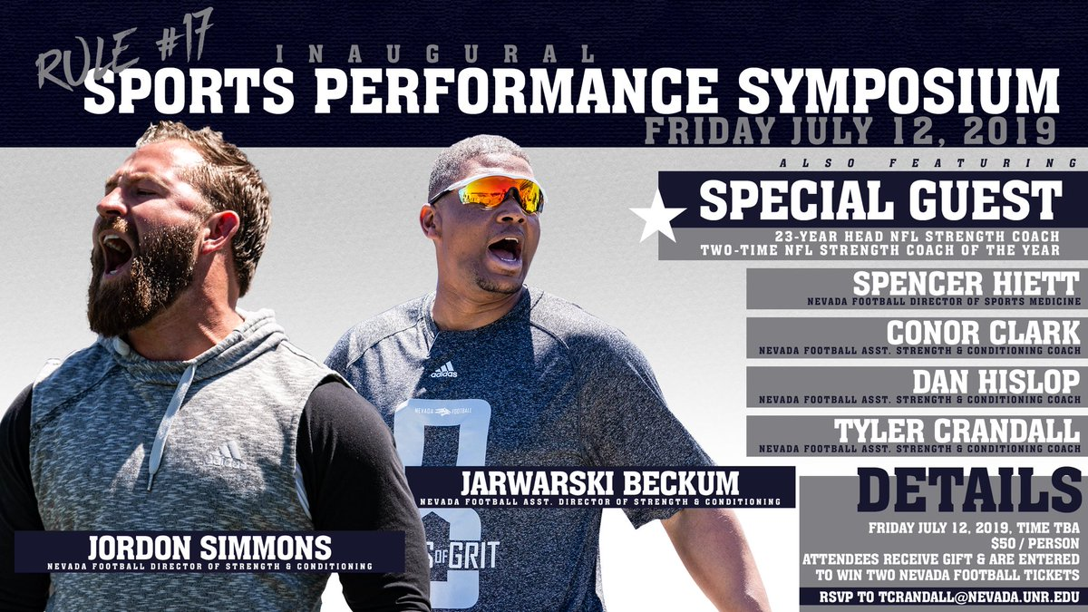 Jordon Simmons On Twitter Register Today By Emailing Tcrandall Nevada Unr Edu Https T Co 3dbfzio8id