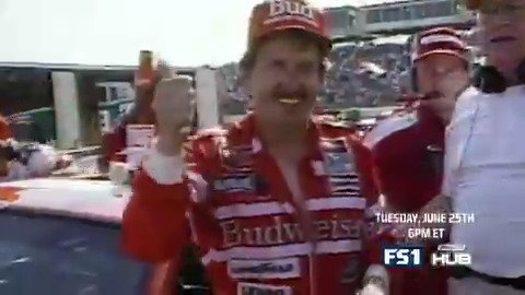 He was a race car driver. A broadcaster. A father and a husband. But, above all, Neil Bonnett was a winner.