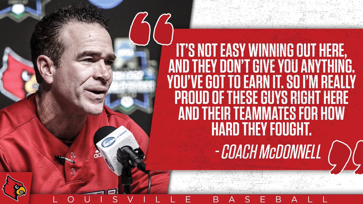 RT @LouisvilleBSB: Nothing given. Everything earned.  #CWS | #L1C4 https://t.co/DCpRdEWURI