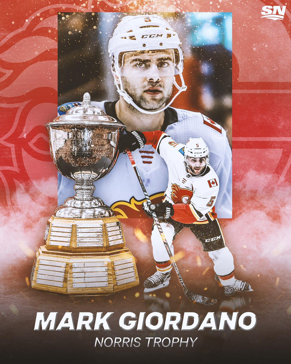 @Sportsnet's photo on Mark Giordano