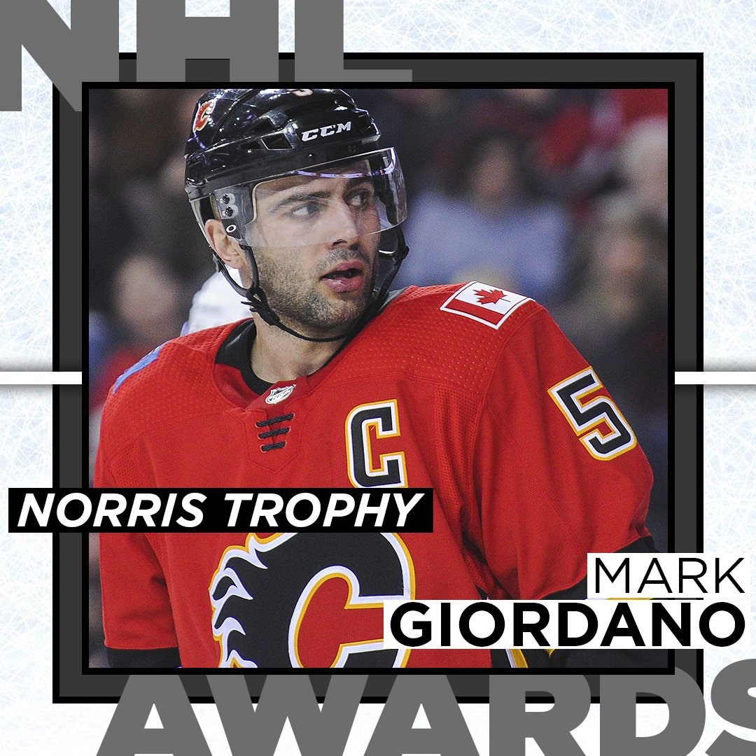 @hockeynight's photo on Mark Giordano
