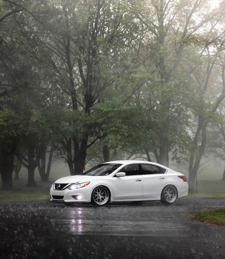 Rain or Shine. #NissanAltima #Nissan #Altima 📷: slabshotzz