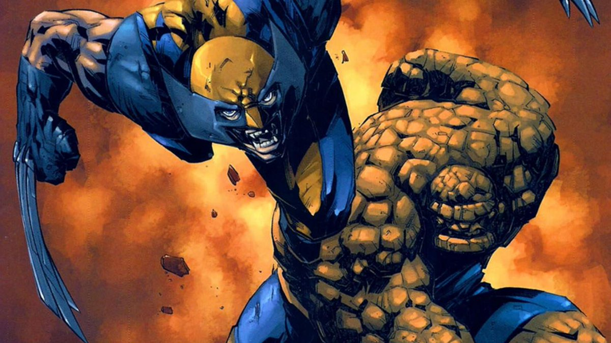 Marvel's Kevin Feige is having fun making X-Men and Fantastic Four movies. http://bit.ly/2XrOi73