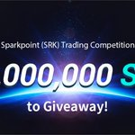 Image for the Tweet beginning: 💰💰💰25,000,000 $SRK #giveaway in our