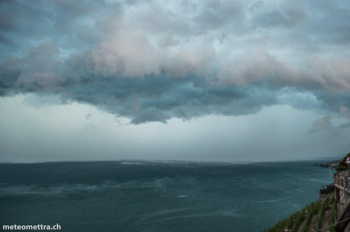 Thor datant tempête