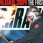 Image for the Tweet beginning: DOWNLOAD FESTIVAL 2019: THE FIRST