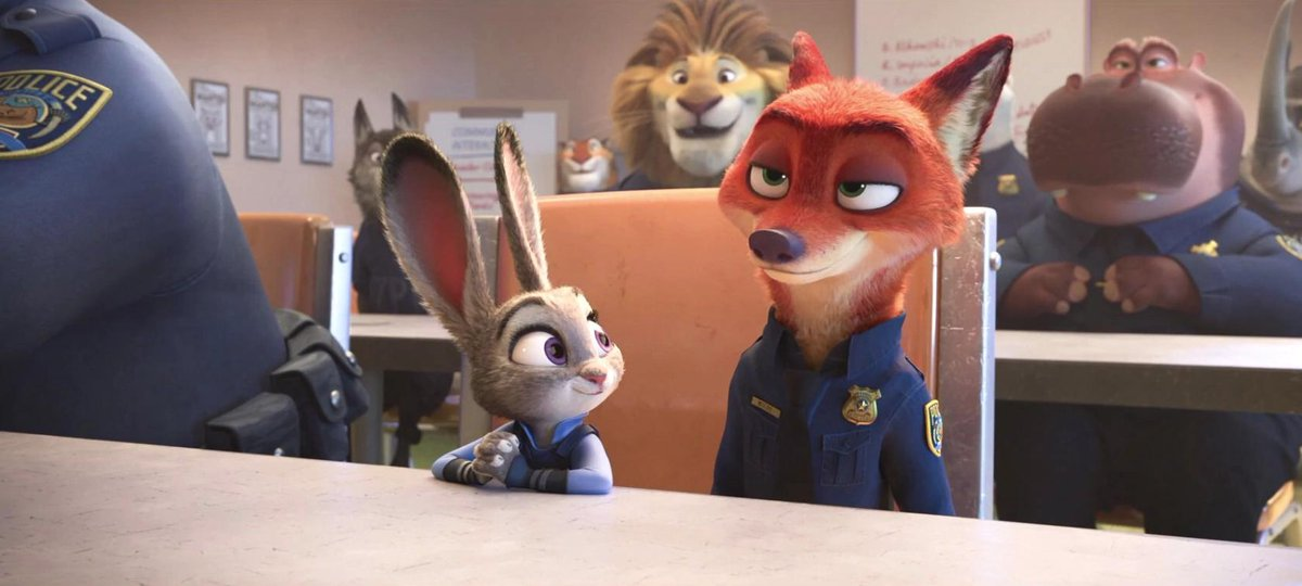 With Zootopia 2 and 3 confirmed by Tommy Lister (the voice of Nick), I gotta ask... WHO'S HYPED FOR MORE FOXIE-BUNNY ACTION! :3 <3 #furry #furryfandom <br>http://pic.twitter.com/v1YsoDUaSt