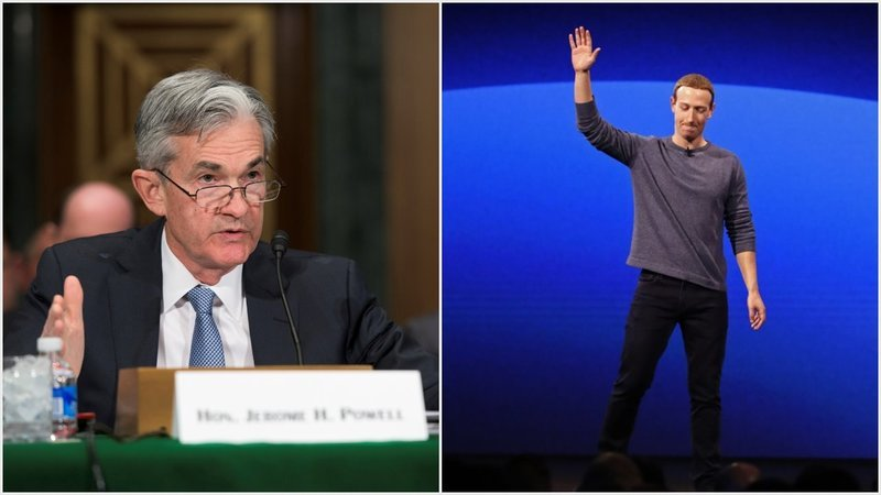 Fed Not Threatened by Facebook Libra, Has No Plenary Authority Over It #cryptocurrency #altcoin #facebook #federalreserve #JeromePowell #Libra https://www.ccn.com/crypto/fed-not-threatened-by-facebook-libra-has-no-plenary-authority-over-it/2019/06/19 …