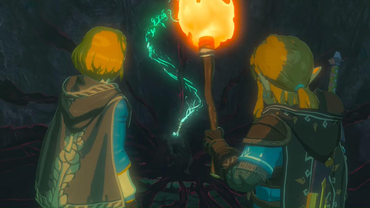 Series producer says Breath of the Wild 2 is in development because the Zelda team had 'too many ideas' for DLC. http://bit.ly/2WN2QtC