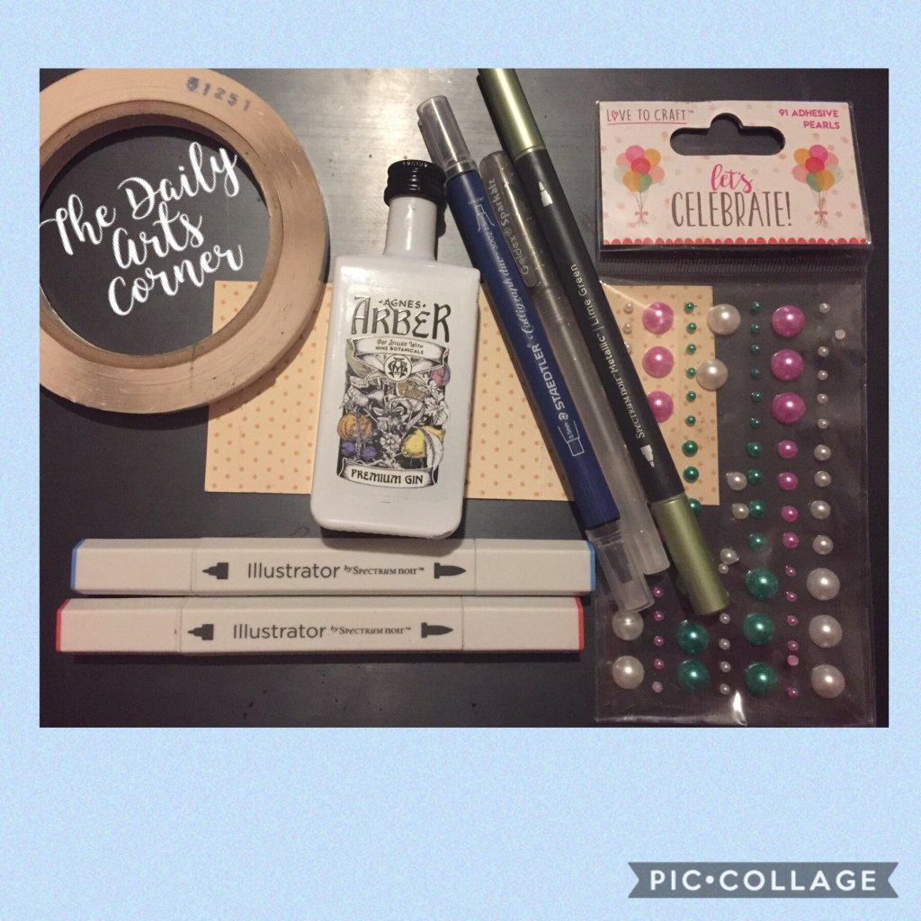 Day 224: Bottle sleeve. #GFSSummer #NEC #Goodfoodshow #GardenersWorldLive @bbcGoodFoodShow @StationeryBytes @SpectrumNoir #SpectrumNoir #pen #marker #thankyou #teacher #Sleeve #creative #craft #doodle #drawing #mystaedtler @STAEMars https://tdartscorner.wordpress.com/2019/06/19/day-224-bottle-sleeve/…