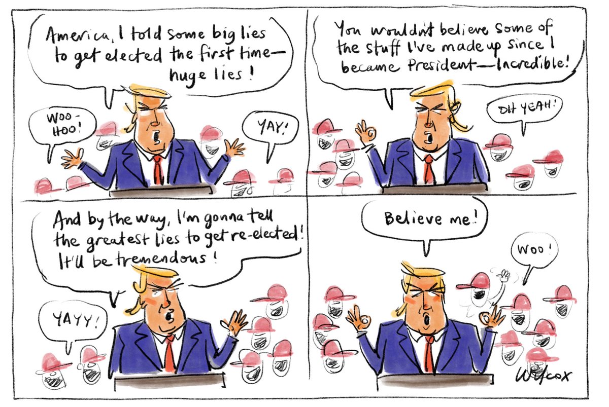 They'll be big. My @smh @theage cartoon.