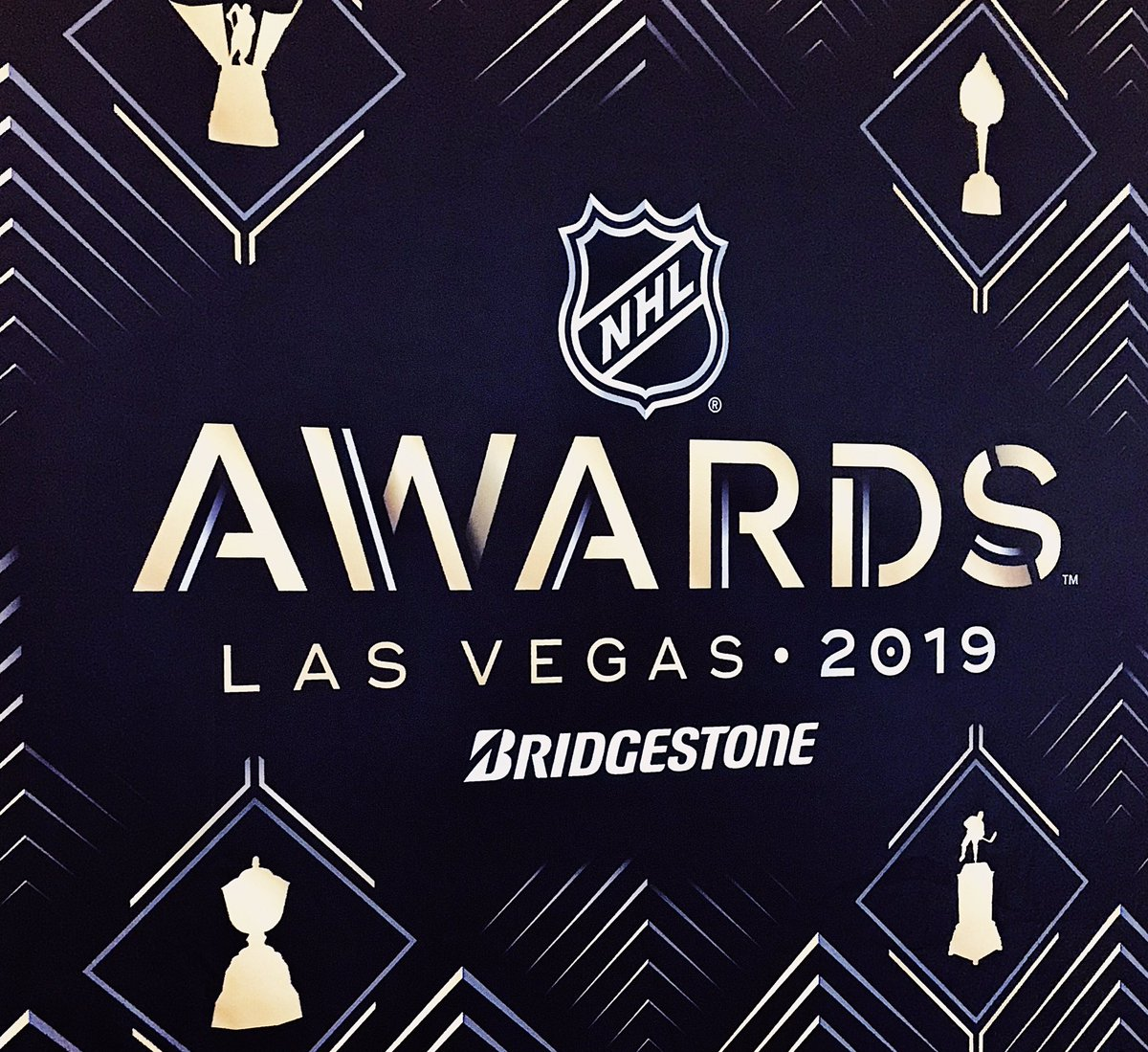 We here. #NHLAwards