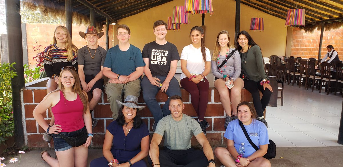 RT @T_Stoopendous: This group of students is having the most amazing time in Peru!!! #travelef #eftours https://t.co/DaaFM5oogH