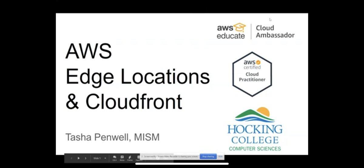 awscloudpractitioner hashtag on Twitter