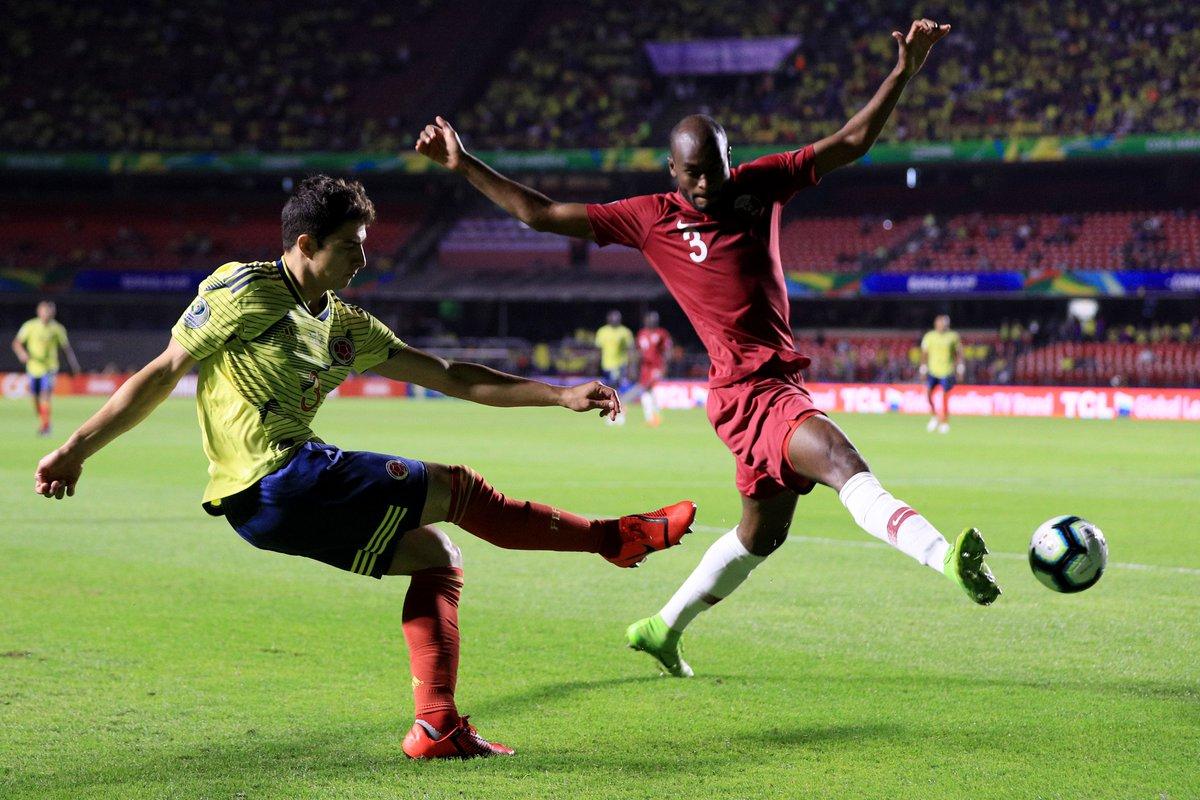 Копа Америка. Дуван Сапата принес Колумбии тяжелую победу над Катаром - изображение 1