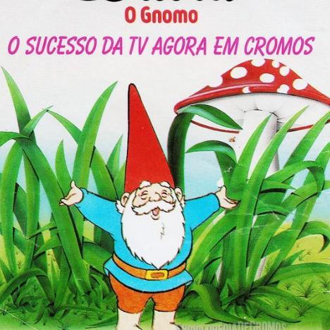 Enciclopediadecromos On Twitter David O Gnomo
