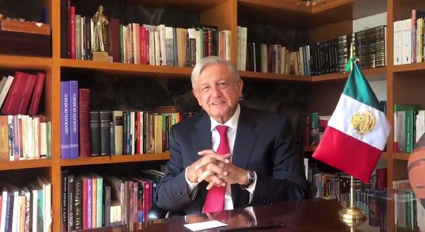 Transmito al pueblo de México una buena noticia: el Senado de la República ratificó por notable mayoría el Tratado de Libre Comercio (T-MEC) entre nuestro país, Estados Unidos y Canadá.