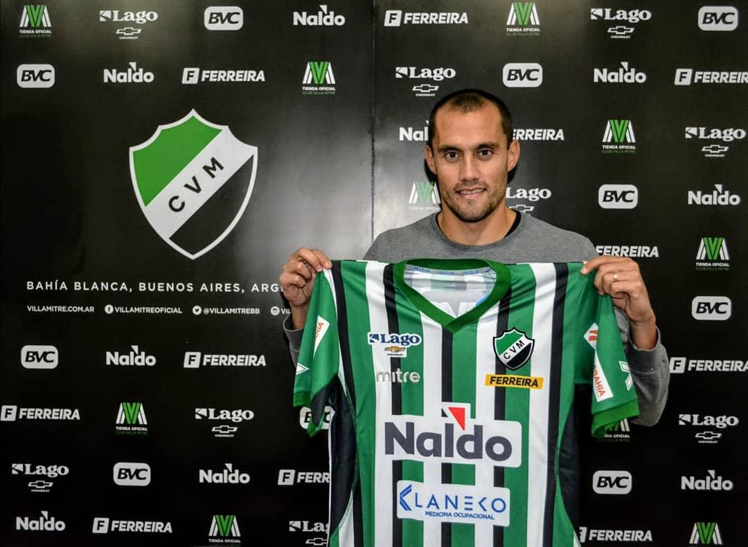 Villa Mitre ya tiene su primer refuerzo para la próxima temporada