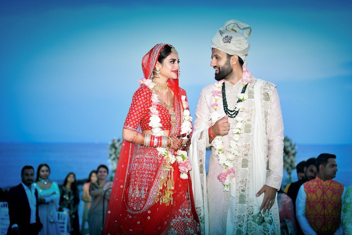 Bengali Actress and TMC MP Nusrat Jahan Gets Married In Turkey