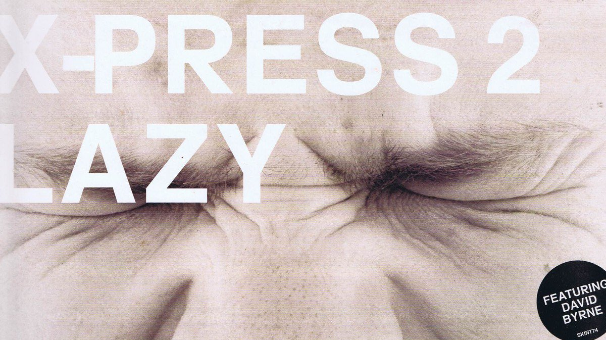 Video - X-Press 2 Ft. David Byrne - Lazy (Shiprinski deep-house Remix): #DavidByrne #Lazy #Remix #XPress2 #deephouse #HouseMix No tears are fallin' from my eyes, I'm keepin' all the pain insideNow, don't you wanna… http://dlvr.it/R6wYtd  #DavidByrne #deephouse #HouseMix #Lazy