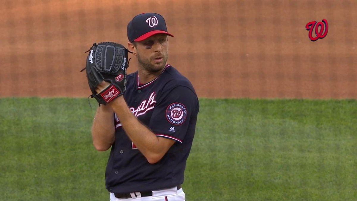 @Cut4's photo on Max Scherzer