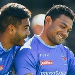 Image for the Tweet beginning: All ready for Saturday's #PacificTest!  @RLSamoa